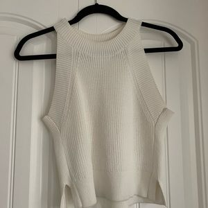 Crevier Knit Top Wilfred